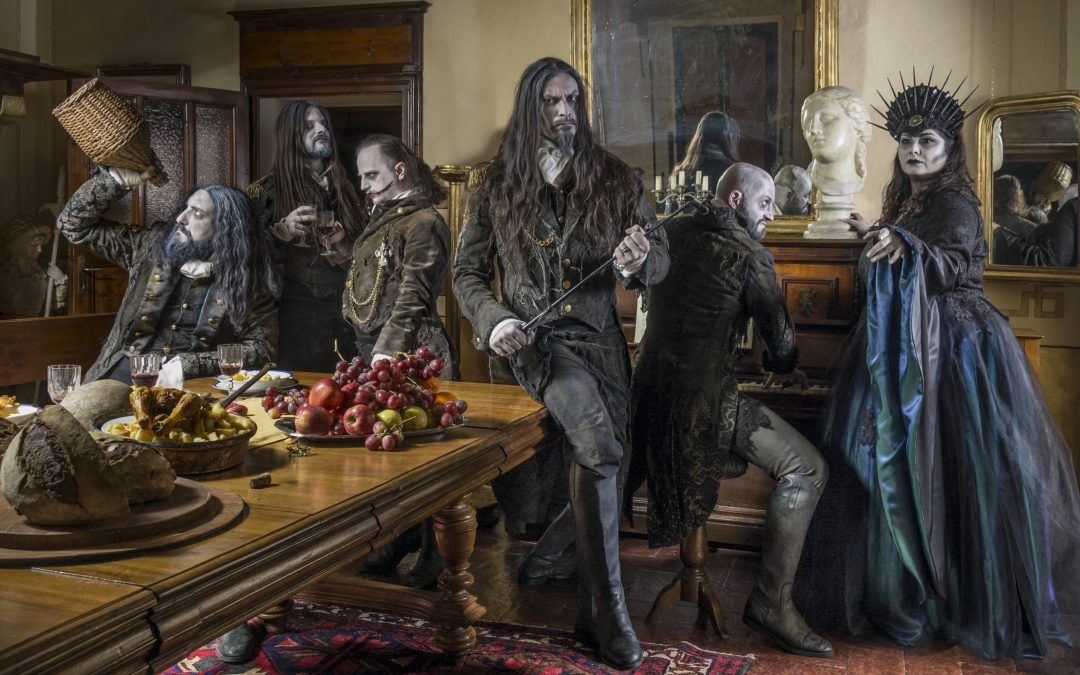 FLESHGOD APOCALYPSE enthüllen Lyricvideo zu neuer Single 'Carnivorous Lamb'
