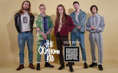 THE OKLAHOMA KID unterzeichnen Vertrag mit Arising Empire & veröffentlichen neue Single 'Oasis'