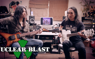 DEATH ANGEL Gitarristen veröffentlichen Playthrough Video zu 'Humanicide'