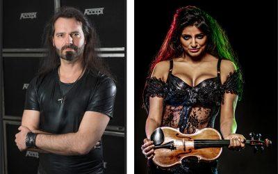 ACCEPT – mit neuem Bassisten und Bengalischer Prinzessin an der Violine auf Symphonic Terror Tour