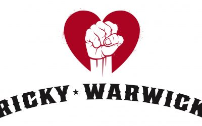 Ricky Warwick beginnt Aufnahmen an neuem Solo-Album + unterschreibt weltweiten Deal mit Nuclear Blast
