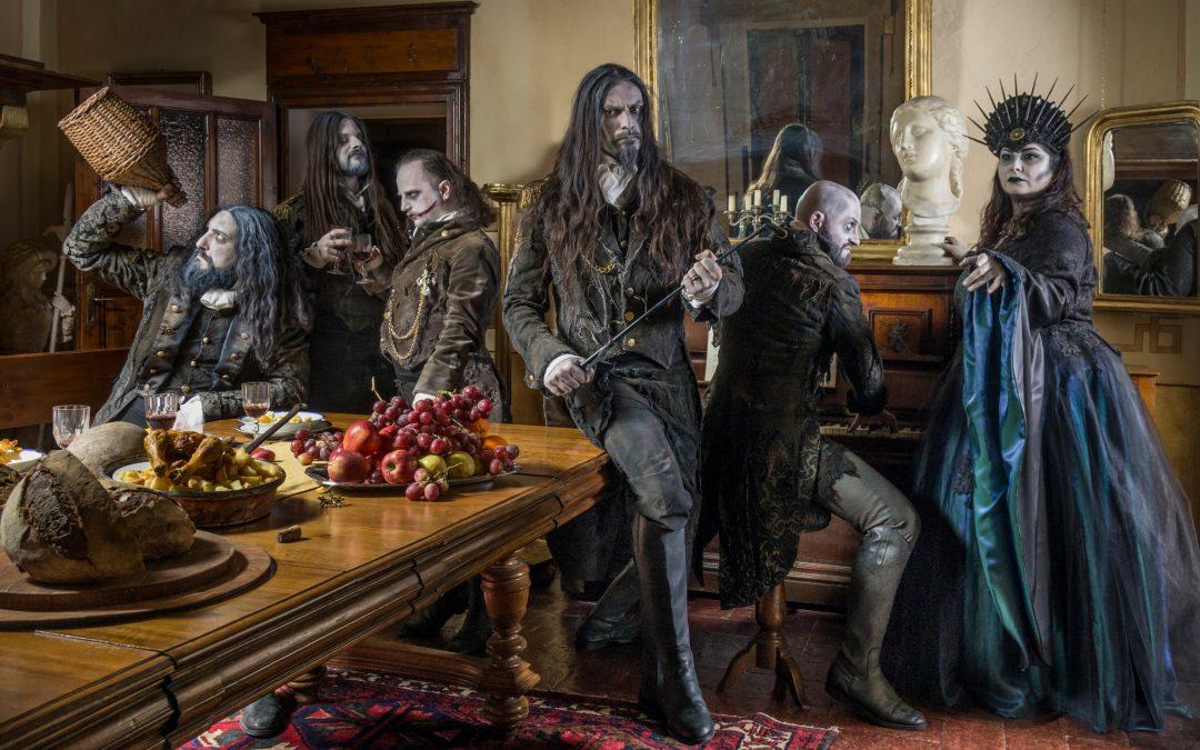 FLESHGOD APOCALYPSE sprechen in neuem Albumtrailer über den Einstieg von Liveschlagzeuger David Folchitto und Livegitarrist Fabio Bartoletti