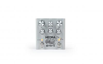 Meris Hedra – Dreistimmiger Rhythmischer Pitch Shifter