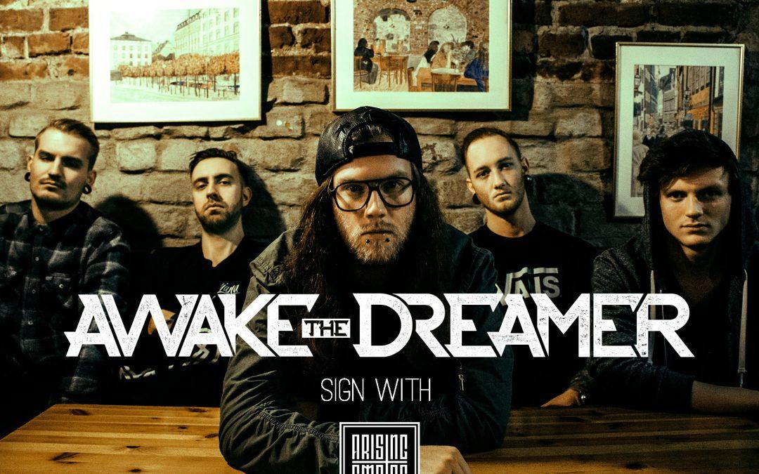 AWAKE THE DREAMER unterzeichnen Vertrag mit Arising Empire, veröffentlichen Single 'Your Mind'