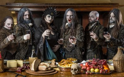 FLESHGOD APOCALYPSE zeigen 'Healing Through War'-Liveclip
