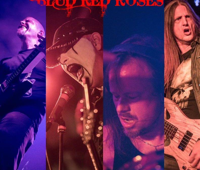 """BLUD RED ROSES – """"A Tempest Descends"""""""
