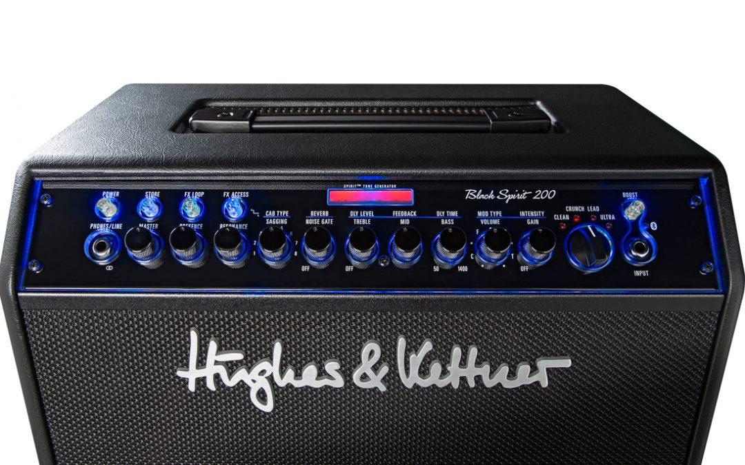 Hughes & Kettner bringt Black Spirit 200 Combo und TS 112 Pro Box auf den Markt