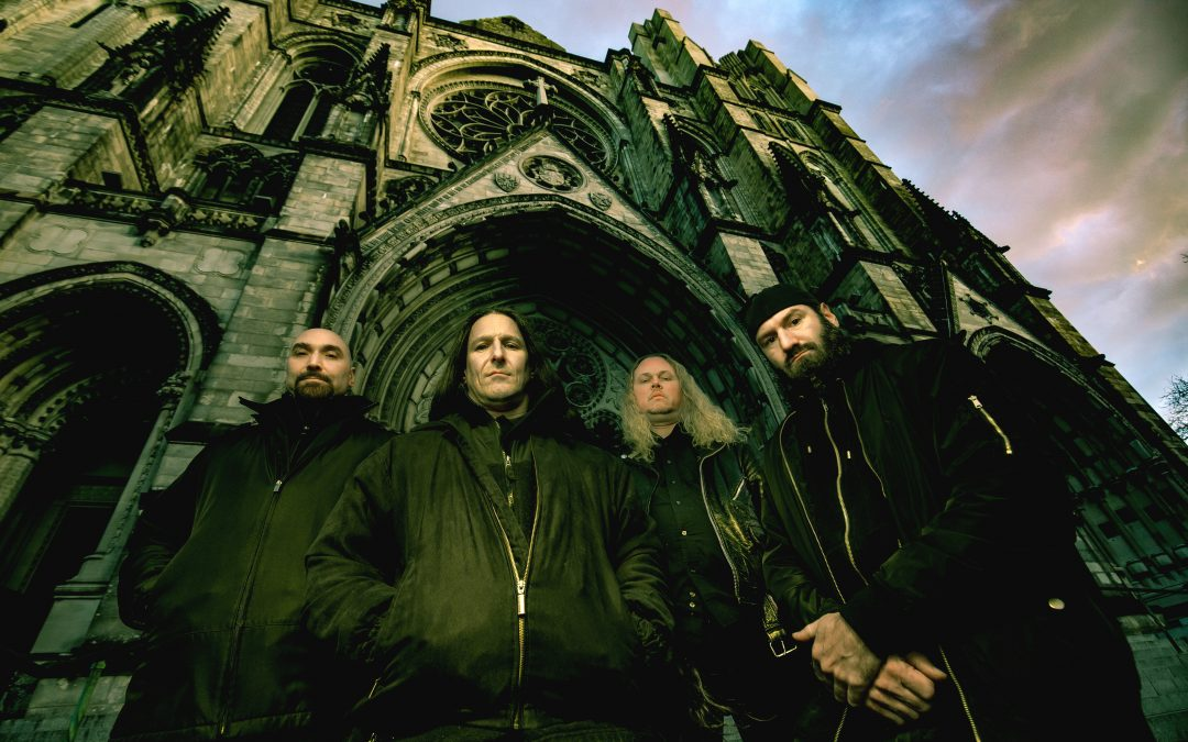 IMMOLATION veröffentlichen neues Video für die Single 'The Distorting Light', kündigen mehr internationale Tourdaten an