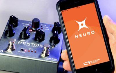 Source Audio Neuro App – Update 2019