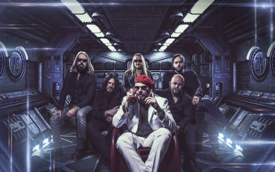 THE NIGHT FLIGHT ORCHESTRA veröffentlichen brandneue Single 'Satellite', Video online