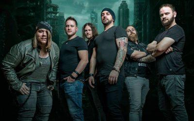 MIRRORPLAIN – Album + Tour mit Queensrÿche & Firewind im Juli