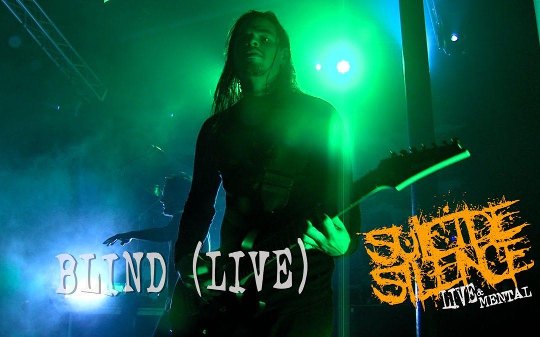 """SUICIDE SILENCE – kündigen neues Live-Album """"Live & Mental"""" an + veröffentlichen Video zur ersten Single & KORN Cover, 'Blind'"""