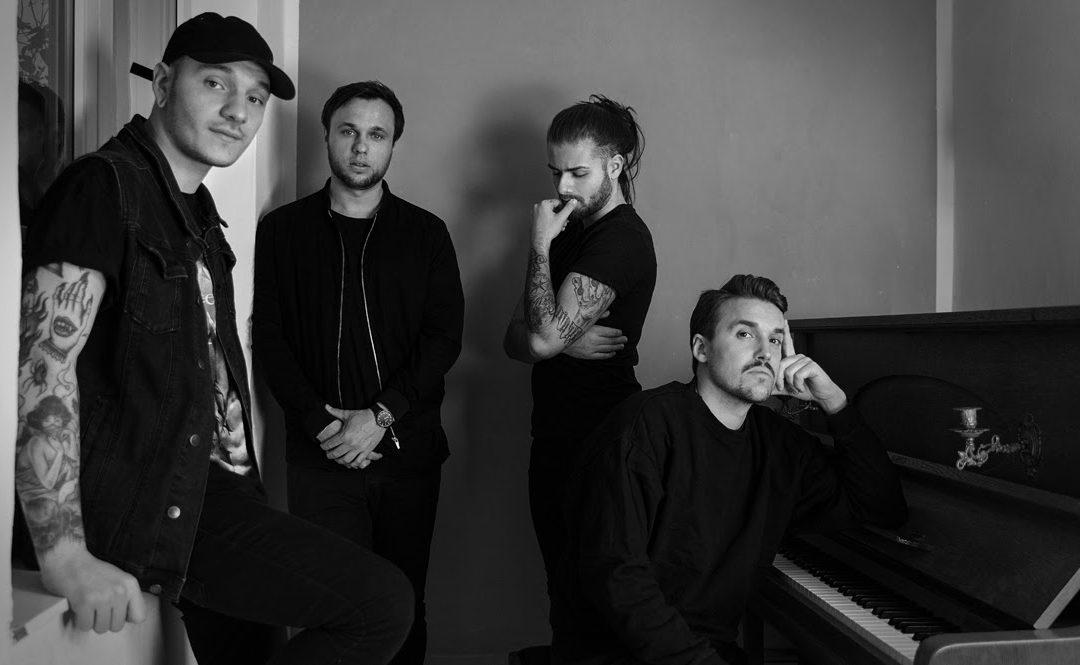 VITJA unterzeichnen Vertrag mit Arising Empire, neue Single 'Back' & kündigen Release-Tour mit VENUES und THE OKLAHOMA KID an
