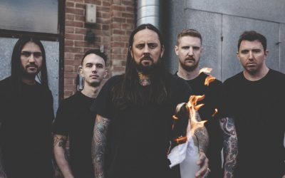 THY ART IS MURDER veröffentlichen neue Single/Video 'Death Squad Anthem'