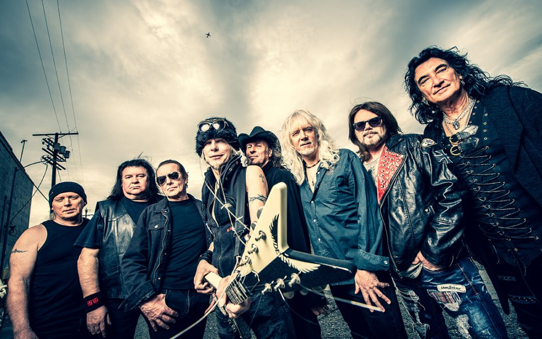 MICHAEL SCHENKER FEST enthüllen »Revelation« Cover Artwork