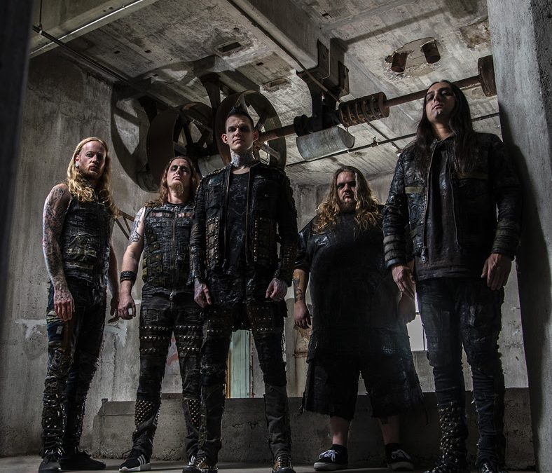 CARNIFEX veröffentlichen Musikvideo zu 'No Light Shall Save Us' [feat. Alissa White-Gluz | ARCH ENEMY]