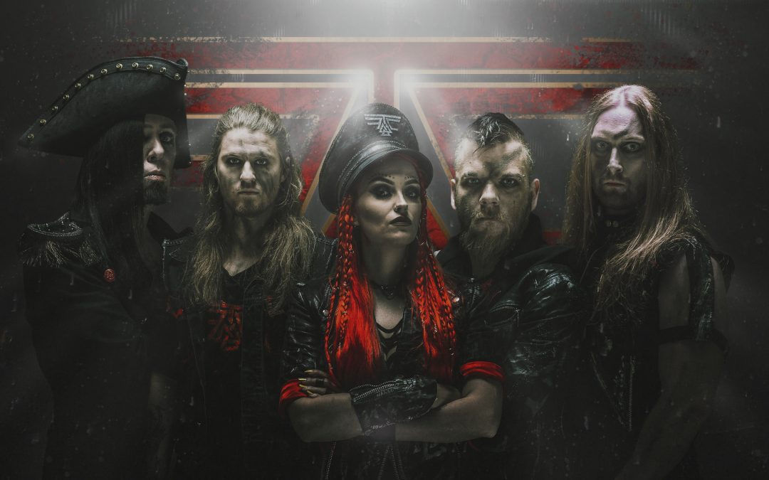 FOLLOW THE CIPHER enthüllen neue digitale Single 'The Pioneer'; Lyricvideo online
