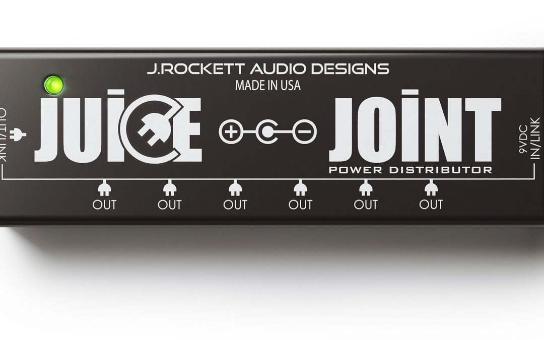 J.Rockett Audio Designs Juice Joint & Juice Joint Bundle