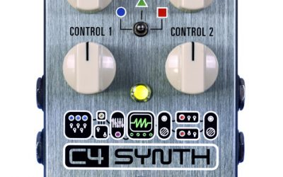 Source Audio One Series C4 Synth