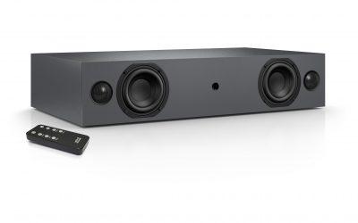 Nuberts neue Soundbar erweitert Heimkino-Hörizonte