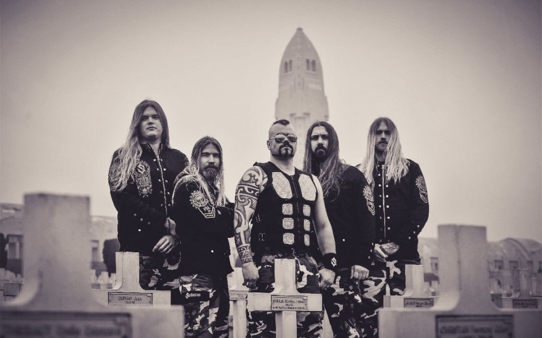 "SABATON – ""The Great War"" erschienen, neues Videos zu '82nd All The Way' ab Samstag"