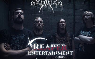 SURFACE unterschreiben bei Reaper Entertainment