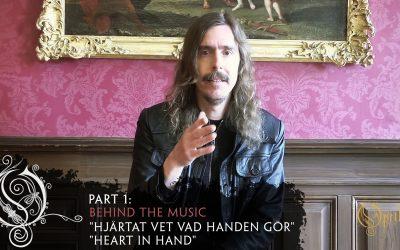 OPETH – Mikael Åkerfeldt spricht im ersten Albumtrailer über die aktuelle Single