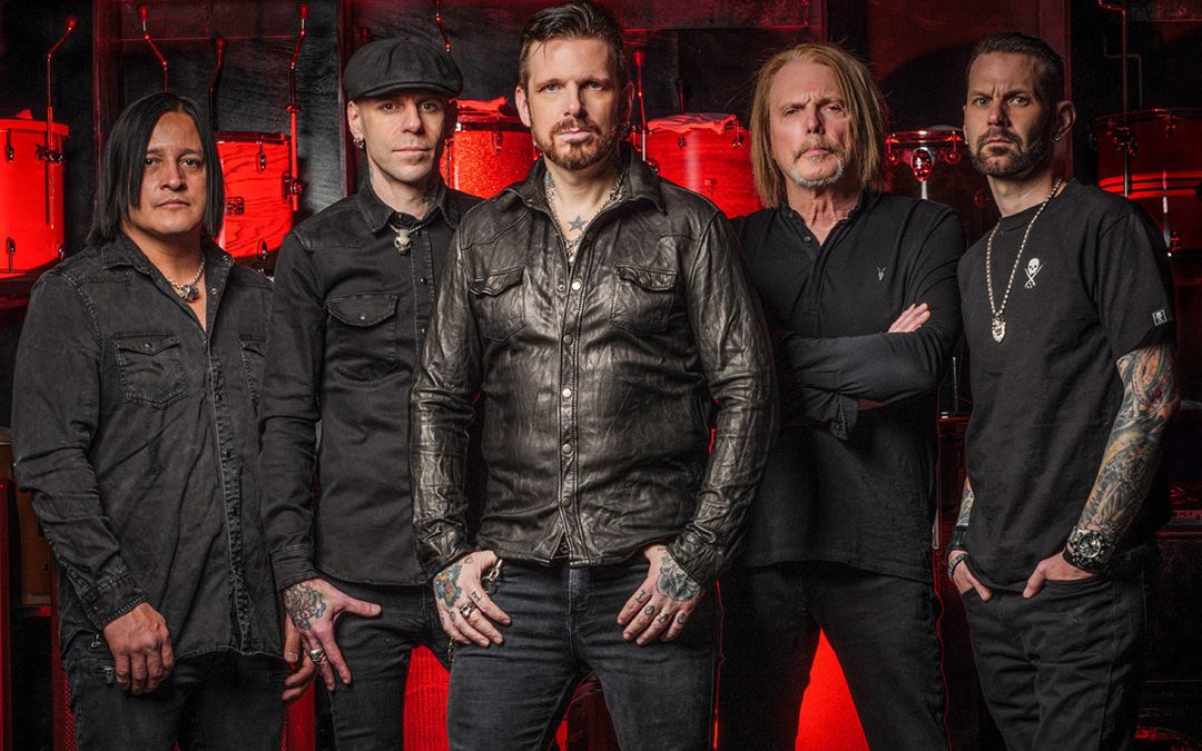 BLACK STAR RIDERS zeigen das Video zu ihrer zweiten Single 'Ain't The End Of The World'