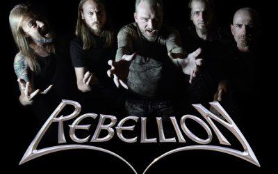 REBELLION präsentieren neuen Gitarristen