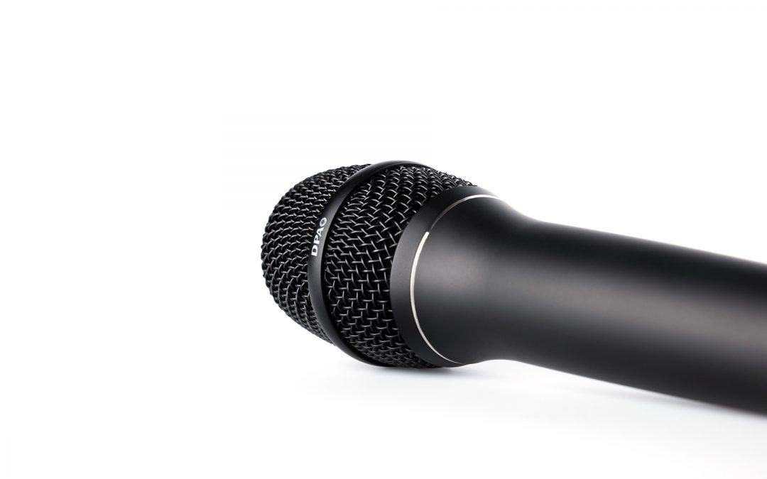 Das neue DPA 2028 Gesangsmikrofon wird die Bühnenlandschaft verändern