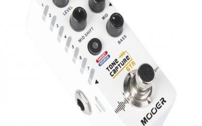 Mooer MTC 2 Tone Capture GTR Pedal & CT 01 Clip Tuner