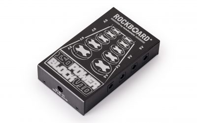 RockBoard® ISO Power Block V10 – Isolated Multi-Power-Supply