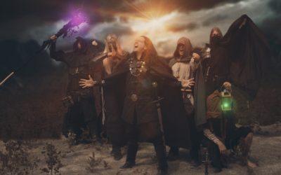 TWILIGHT FORCE zeigen Lyricvideo zu neuem Track 'Queen Of Eternity', »Dawn Of The Dragonstar« erschienen