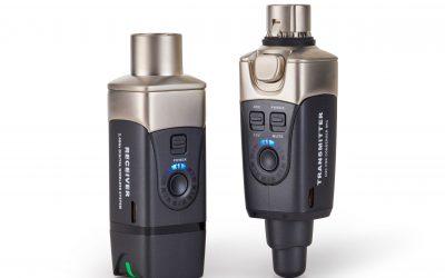 Xvive U3C – Wireless System für Kondensator-Mikrofone