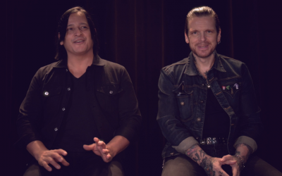 BLACK STAR RIDERS – Robert und Ricky sprechen im fünften Album-Trailer über die Zusammenarbeit mit Produzent Jay Ruston