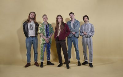 THE OKLAHOMA KID veröffentlichen Single 'Feed Me Fear' vom kommenden Debütalbum »SOLARRAY« & kündigen »SOLARRAY Album Release Tour« an