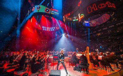 """Metallica setzt bei epischer Orchester-Show """"S&M²"""" auf leistungsstarkes Meyer Sound LYON System"""