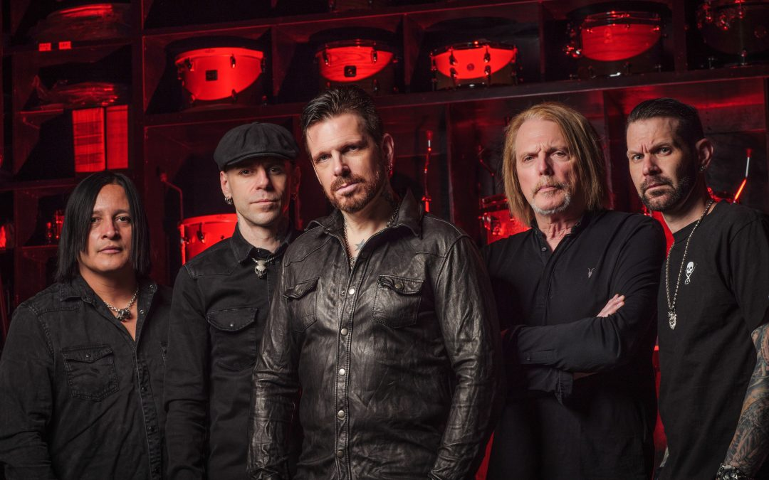 "BLACK STAR RIDERS – ""Another State Of Grace"" erschienen, Single 'Tonight The Moonlight Let Me Down' feat. Michael Monroe veröffentlicht"