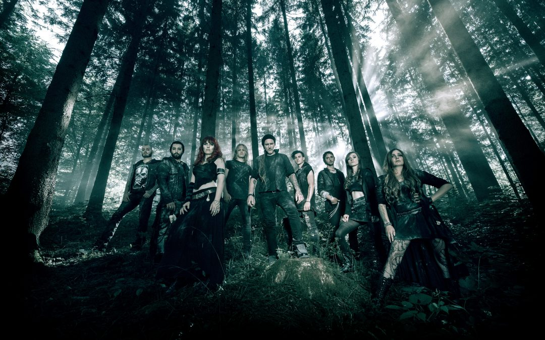 "ELUVEITIE – ""Live at Masters of Rock"" erschienen"