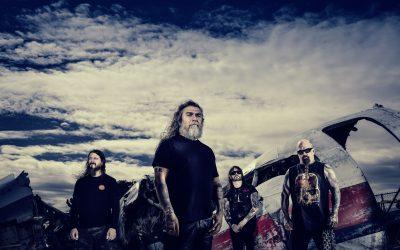 SLAYER enthüllen Showopener 'Repentless' von kommendem Blu-ray/Digitalfilm/LP/CD-Paket »Slayer: The Repentless Killogy«