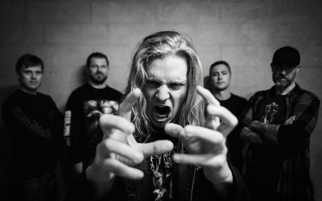"""BLOOD EAGLE unterschreiben weltweiten Deal mit Nuclear Blast + kündigen neues Album """"To Ride In Blood & Bathe In Greed"""" I, II, III an; veröffentlichen Visualizer für 'Feed On The Blood Of Man'"""