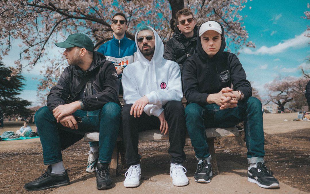 LANDMVRKS veröffentlichen Musikvideo zu 'Wake Up Call' vom aktuellen Album »Fantasy«