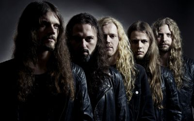 NAILED TO OBSCURITY enthüllen (Live-)Musikvideo zu 'The Aberrant Host'