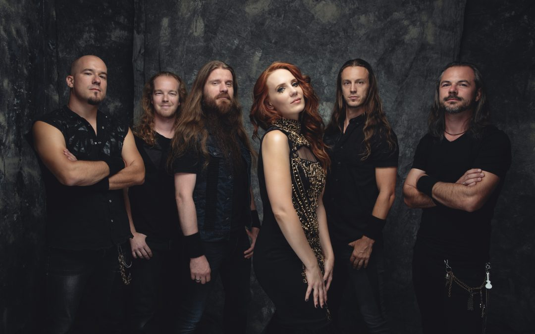 EPICA – »Design Your Universe« – Gold Edition erschienen + akustische Version von 'Martyr Of The Free Word'