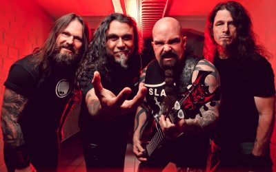 »Slayer: The Repentless Killogy (Live At The Forum In Inglewood, CA)« kommt am 06. November in die deutschen Kinos