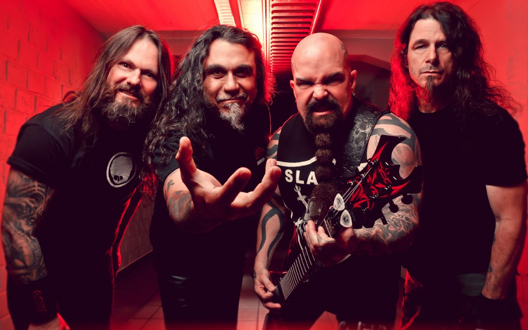 SLAYER bringen »Slayer: The Repentless Killogy« am 06. November weltweit in die Kinos