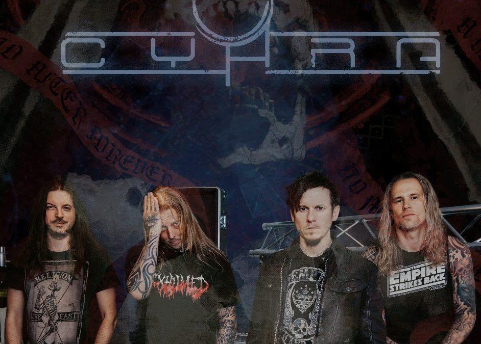 CYHRA veröffentlichen Gitarren Playthrough Video zu 'Battle From Within'