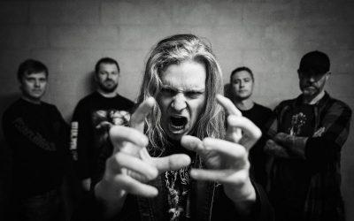 """BLOOD EAGLE veröffentlichen neues Lyric Video für 'Doctrine Of Death', """"To Ride In Blood & Bathe In Greed"""" EP Part II erschienen"""