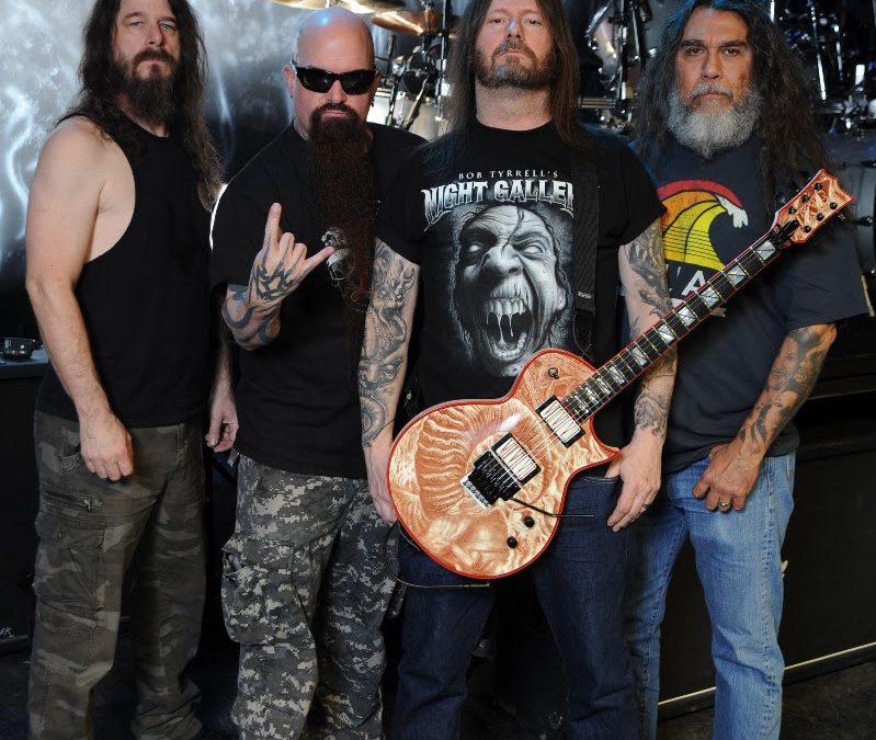 SLAYER – Tom Araya und Kerry King sprechen über den »Slayer: The Repentless Killogy«-Film und ihren Auftritt im L.A.-Forum