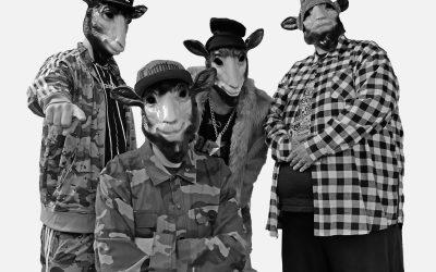 MILKING THE GOATMACHINE – erste Single & Lyrik-Video veröffentlicht